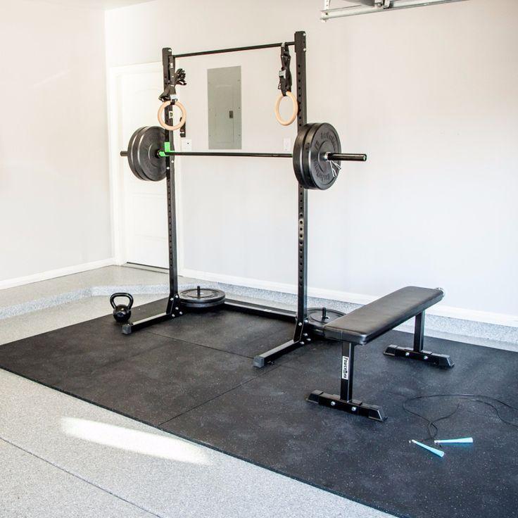 Fitness Equipment Maintenance Near Me: Best 25+ Crossfit Garage Gym Ideas On Pinterest
