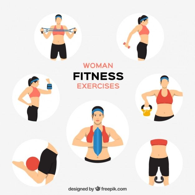67 best fitness clipart logo images on pinterest gym gymnastics rh pinterest com Fitness Clip Art Borders physical fitness exercises clipart