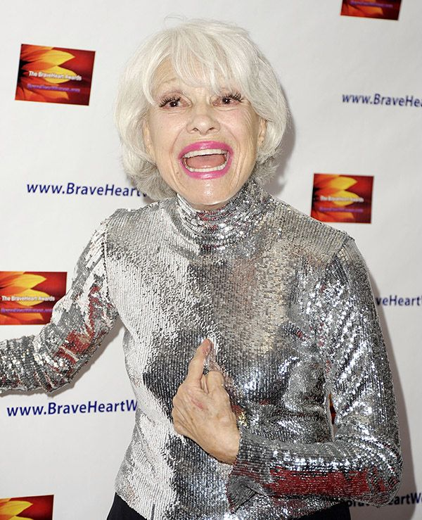 Carol Channing | 12 Broadway Stars Who Will Live Forever