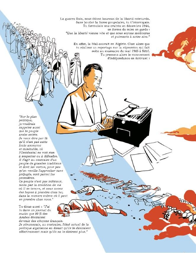 the guest by albert camus essay The stranger thesis statements and important quotes below you will find three outstanding thesis statements / paper topics that can be used as essay starters for essays on the stranger by albert camus.
