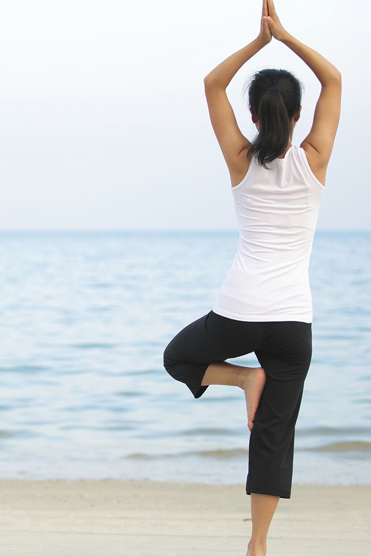 The Best Yoga Workout for Your Abs #yoga #exercise #abs