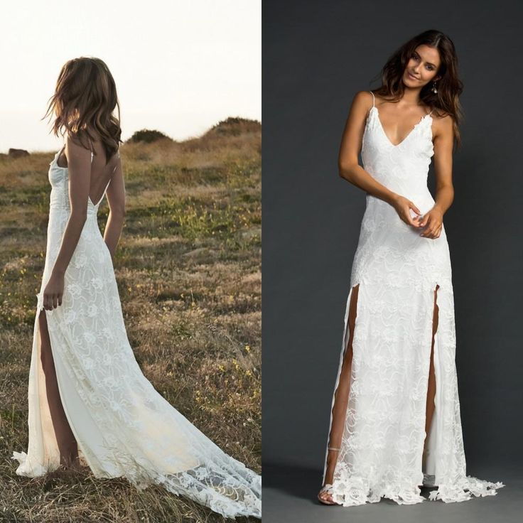 Greek Style Boho Bohemian Wedding Dresses Spaghetti Straps: 218 Best Images About My Favorite Wedding Dresses On