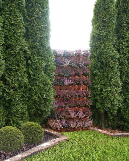 Ogród Wertykalny Wiszący Kwietnik RD-8 2x2 S 12cm, cena: 59zł