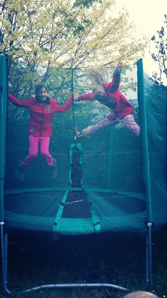 Besa Myrtaj Girls having fun :)