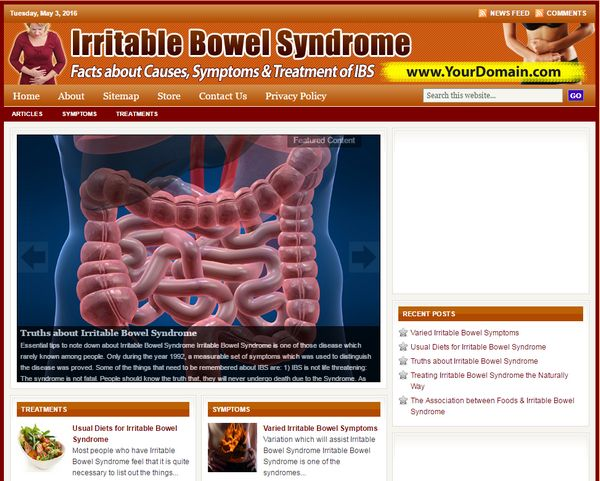 Irritable Bowel Syndrome Blog