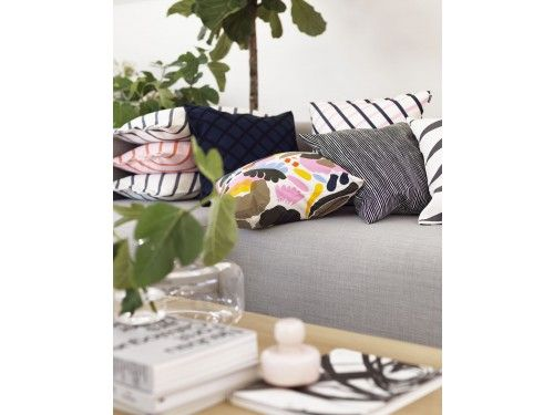 Marimekko Hattarakukka Cushion Cover 50x50
