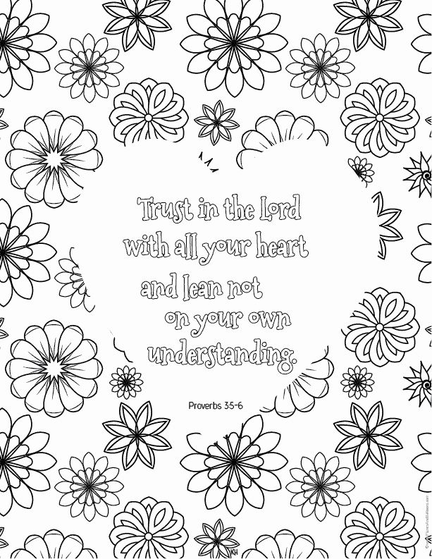 Deuteronomy 6:5 Coloring Page Inspirational Love the Lord ...