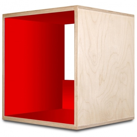 Ordered some of these LP storage (birch/red) from i-cubes.co.uk should look fantastic!