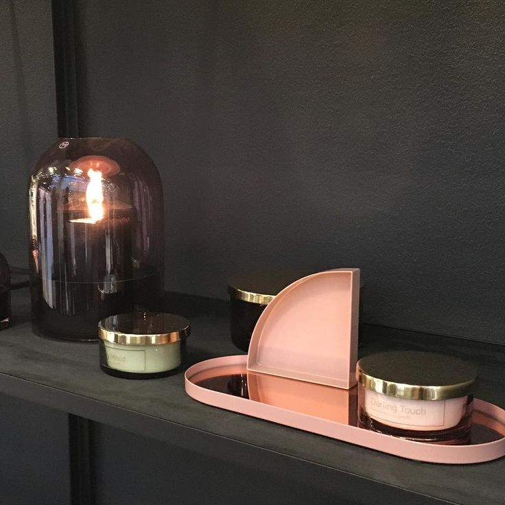 #aytm • From our stand in Northmodern fair- Tota rose lantern, Margo and Unity trays and the new SS16 scented candles. Photo: eight_holte