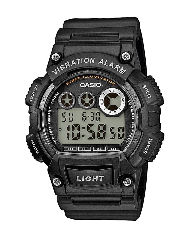 Ρολόι Casio Collection W-735H-1AVEF