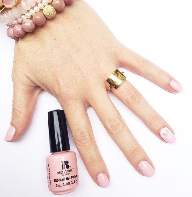 63 best RCM Loves Pink images on Pinterest   Gel nail varnish, Gel ...