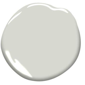 Moonshine 2140-60  | Benjamin Moore- Master Bathroom Walls