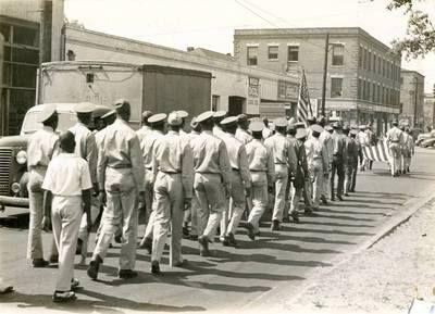 Patriotism Parade
