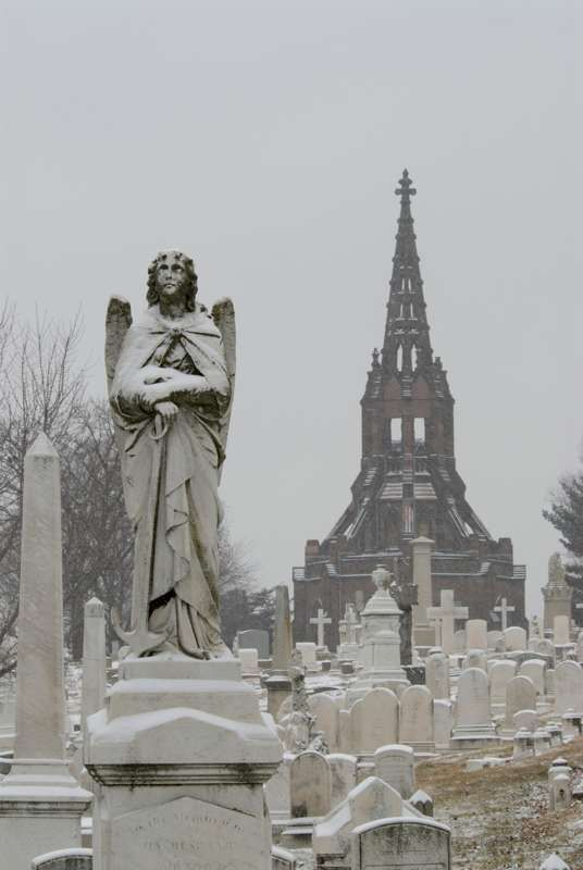 Greenmount Cemetery, Baltimore, Maryland
