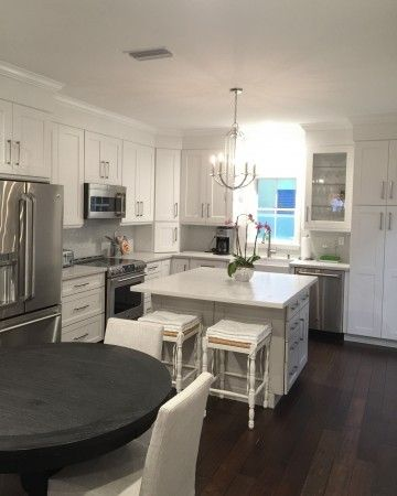 From Galley to Glamorous: A Kitchen Before-and-After