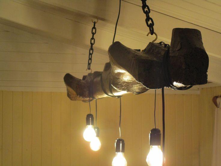Lámpara de yugo