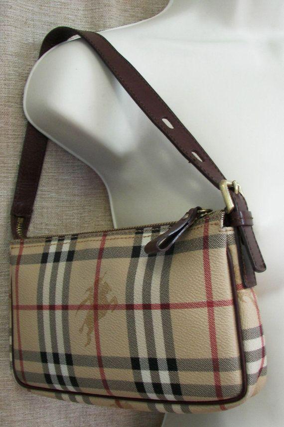 Burberry Handbag Vintage