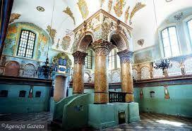Synagoga w Łańcucie - jeden z najcenniejszych zabytków żydowskiej architektury sakralnej w Polsce. #synagoga #Łańcut #Podkarpacie #kulturażydowska