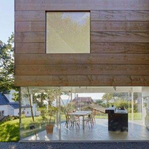 Elding Oscarson completes Swedish  seaside house in Mölle