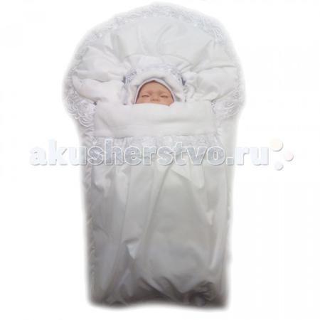 GulSara Восторг плащевка (зима) 10 предметов  — 3880р. ---------  Комплект на выписку GulSara Восторг очень нарядный комплект включает все необходимые принадлежности на выписку новорожденного.  Продукция изготовлена из качественных, натуральных материалов, поэтому белье безопасно и гипоаллергенно.  Комплектность: конверт 80з50 (плащевка, двойной синтепон) одеяло синтепоновое 95х100 уголок нарядный бязевый шапочка утепленная (56-36, плащевка) спальник велюр (56-36) кофточка велюр (56-36)…
