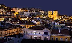 Joel Vieira - Night View Of Lisbon