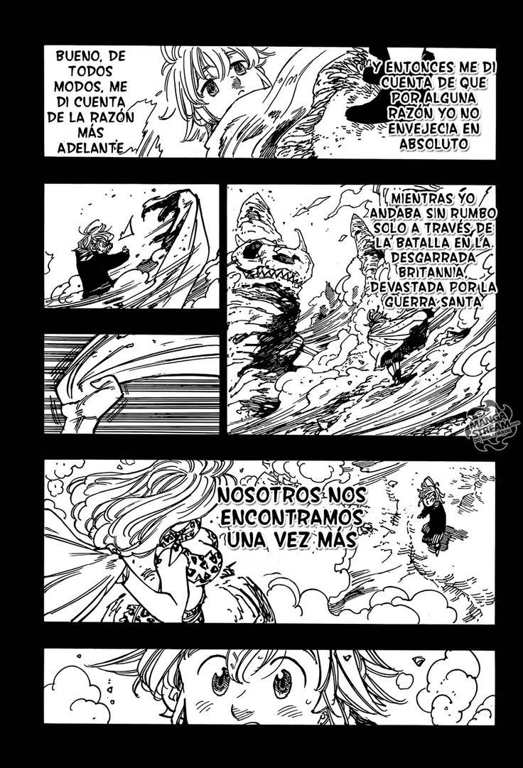 Nanatsu no Taizai 20   Seven deadly sins, Seven deadly sins anime ...