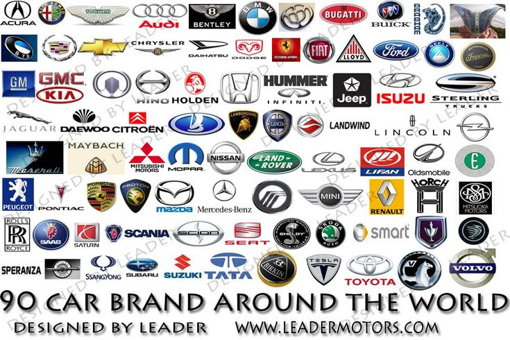 Car Logos And Names A Z List Car Symbols And Car BrandsCar Logos And Names A Z List Car Symbols And Car BrandsHere you