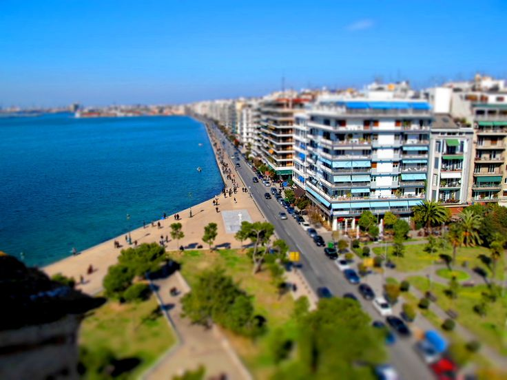 white tower of Thessaloniki !!! by Nikos Karageorgos on 500px