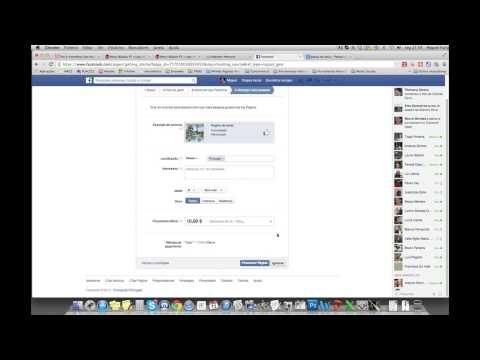 O Facebook neste momento é o local na internet...