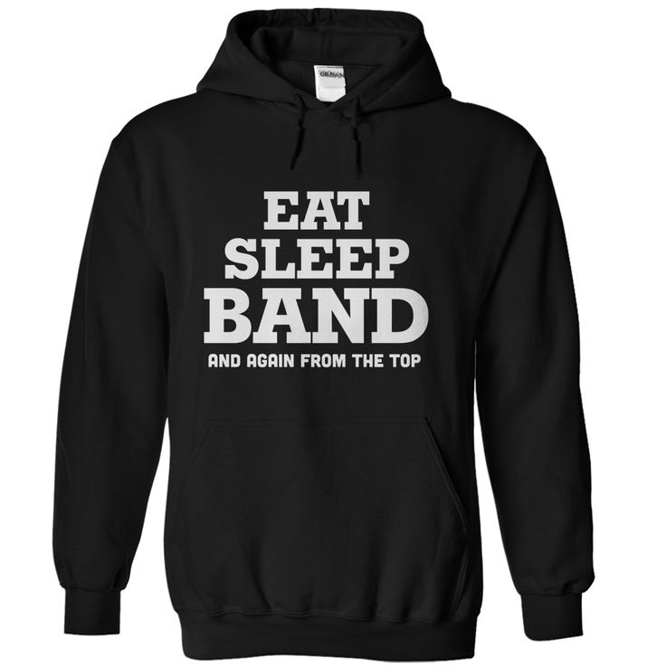 Just for folks who LOVE band! Show off your love for marching or concert band with this great hoodie/tee.  Available in many colors!