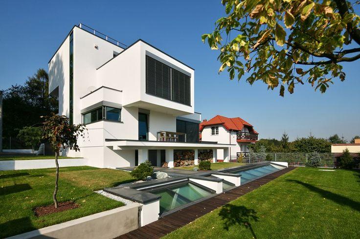 Domy nowoczesne - projekty i realizacje - HomeSquare - strona 1