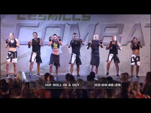 Body Combat ~ 04 ~ Combat 60 Live ~ Ultimate Warrior's Workout❤ | Sweety