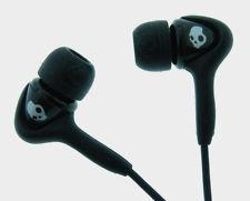 Skullcandy Smokin' Buds In Ear Earbuds- Black Headphones Fast S