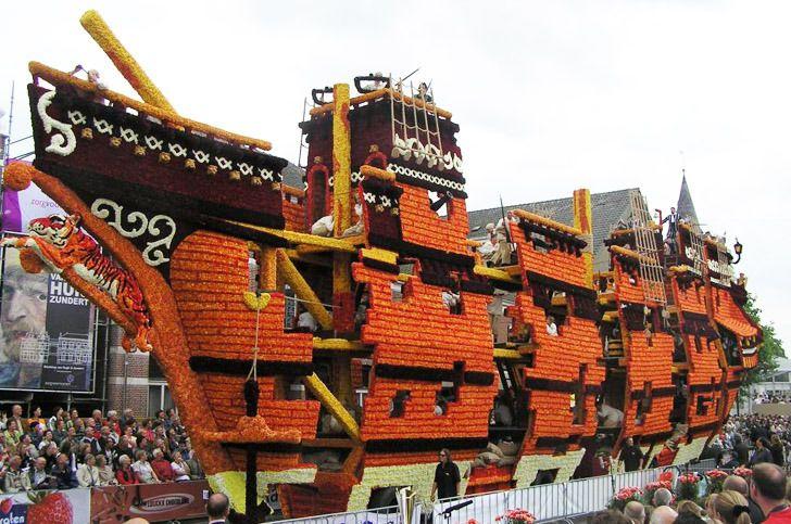 Bloemencorso Zundert - Netherlands