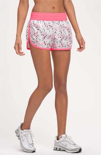 Under Armour 'Great Escape' Print Running Shorts \\