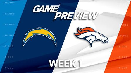 Previewing Chargers vs. Broncos Week 1 matchup - NFL Videos