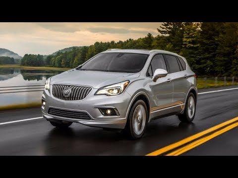 2018 Buick Envision Premium II - YouTube