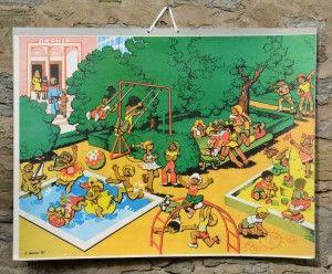 Kooliplakat, E. Valdov 1980, 16.00 €, eAntiik