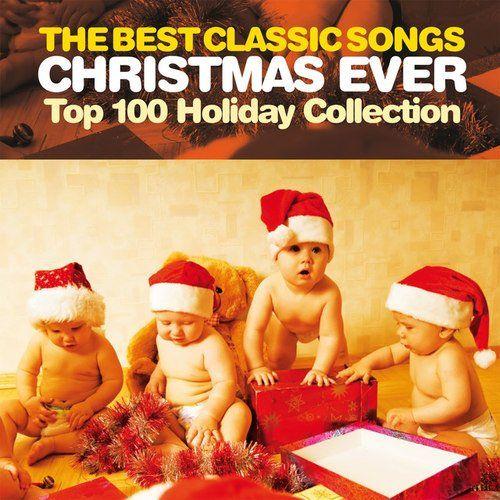 VA - As melhores canções clássicas de Natal de sempre: Top 100 Holiday Collection (2016)