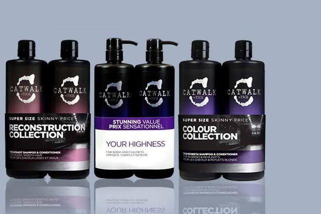 TIGI Catwalk Shampoo & Conditioner Set - 3 Varieties!