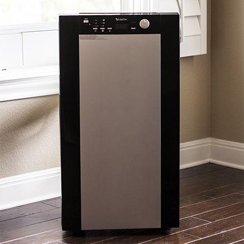AP14001HS - EdgeStar Extreme Cool 14,000 BTU Dual Hose Portable Air Conditioner & Heater - Black