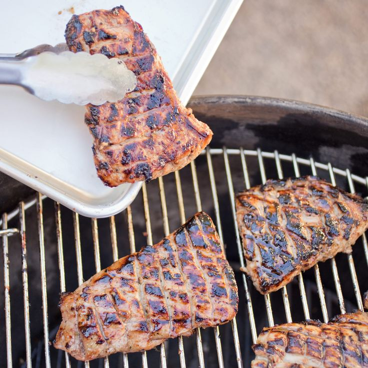 When grilling delicate pork tenderloin, the best approach is to treat it roughly.