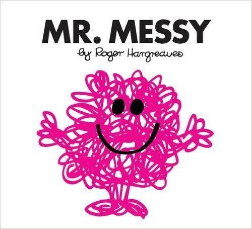 Mr. Messy (Mr. Men Classic Library): Amazon.co.uk: Roger Hargreaves: 9781405274500: Books