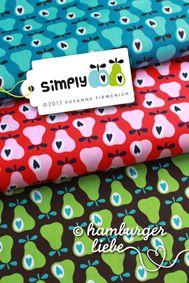 Hamburger Liebe Stoffe - Happy Designs Suzanne Firmenich Hilco
