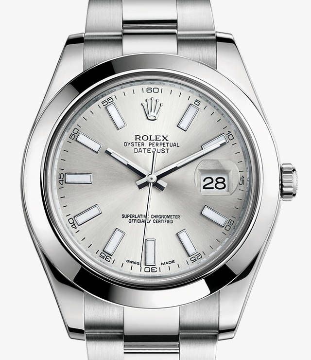 Rolex Datejust II Armbanduhr - Rolex Schweizer Luxusuhren