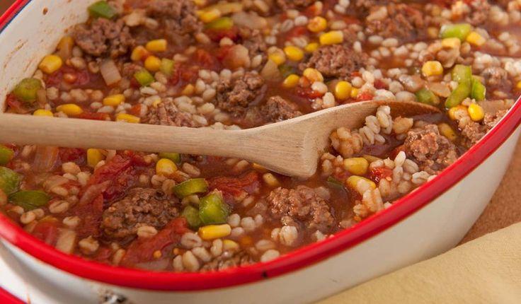 GoBarley | Barley and Beef Mulligan Stew