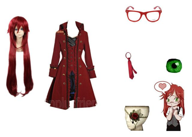 GRELL by mayleneholm on Polyvore featuring Muse