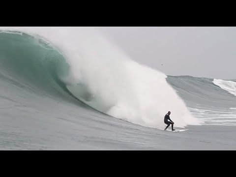 Is this the Heaviest Cold-Water Surf Locale on Earth? | Los Buscagigantes with Ramon Navarro, Ep. 7 - YouTube