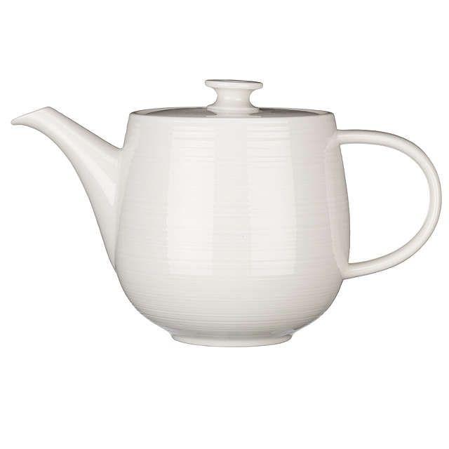BuyJohn Lewis Croft Collection Luna Teapot, 1.1L Online at johnlewis.com