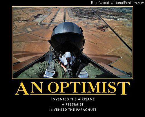 Best Ever Demotivational Posters | flight-optimism-best-demotivational-posters